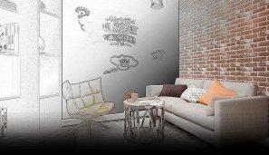 Дизайн интерьера квартир в г Тюмень - дизайн проект квартиры в