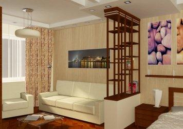 дизайн квартиры студии заказать » Улетный дизайн