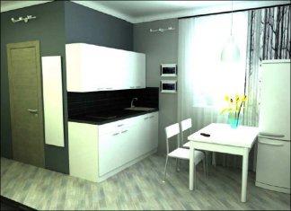 Дизайн маленькой квартиры студии 25-27 кв м