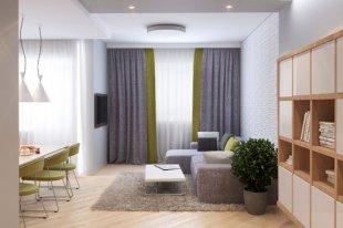Квартира-студия в г.Москва — Интерьеры квартир, домов — MyHome.ru