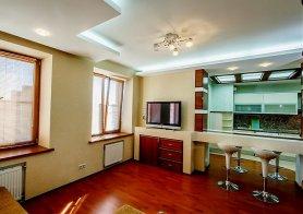 Квартиры посуточно - 1 комнатная квартира-студия на сутки по ул