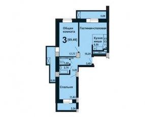 Квартиры-студии в Челябинске: продажа квартир студий
