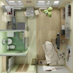 Квартиры студии в новостройках подмосковья цены
