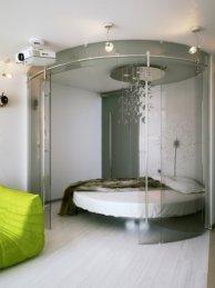 Маленькая квартира-студия в Санкт-Петербурге от украинских дизайнеров