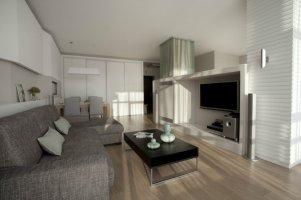 Планировка двухкомнатной квартиры 60 кв м. Фото дизайна интерьера